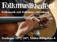 Folkmusikkaféet