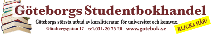 Studentbokhandeln (display)